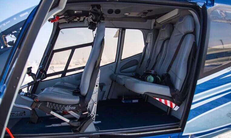 Вертолет EC 120 COLIBRI