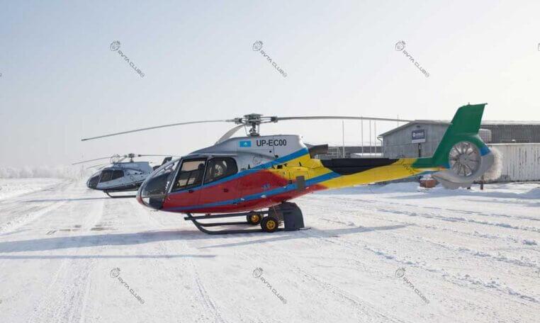 Аренда вертолета Eurocopter EC 130 B4