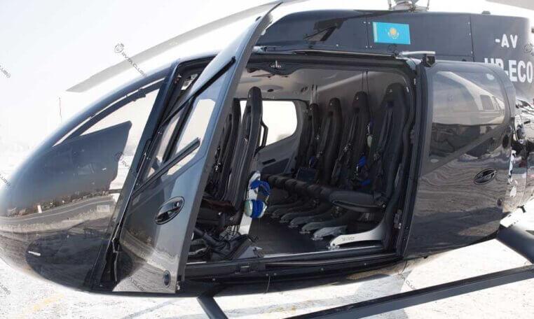 Вертолет Eurocopter EC 130 T2